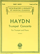 Trumpet Concerto: For Trumpet and Piano (Schirmer's Library of Musical Classics)