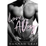 Love, Ally: A Second Chance Romance (Brooks University Book 1)