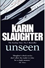 Unseen (The Will Trent Series Book 7) Kindle Edition