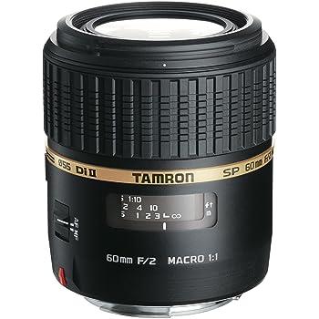 TAMRON 単焦点マクロレンズ SP AF60mm F2 DiII MACRO 1:1 キヤノン用 APS-C専用 G005E
