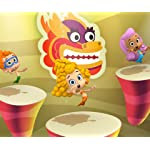 バブルグッピーズ Android(960×800)待ち受け The New Year's Dragon!
