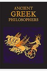 Ancient Greek Philosophers (Leather-bound Classics) Kindle Edition