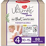 HUGGIES Ultimate Nappy Pants Size 4 (10-15kg) 88 pack