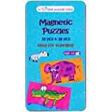 The Purple Cow Magnetic Game Box for Kids & Adults - Magnetic Puzzle Box -Improve Fine Motor Skills & Encourage Spatial Perce