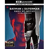 バットマン vs スーパーマン ジャスティスの誕生 アルティメット・エディション アップグレード版 (4K ULTRA HD&ブルーレイセット)(2枚組)[4K ULTRA HD + Blu-ray]
