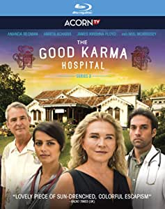 The Good Karma Hospital: Series 3 [Blu-ray]