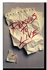 Reasons to Live Hardcover