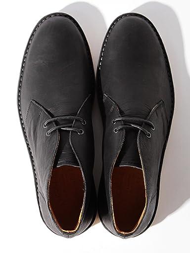 Arcolletta Chukka Boots 11-32-0430-927: Black