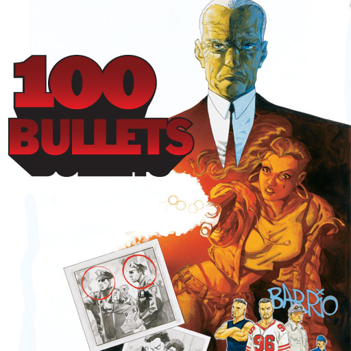 100 Bullets (Collections) (13 Book Series)