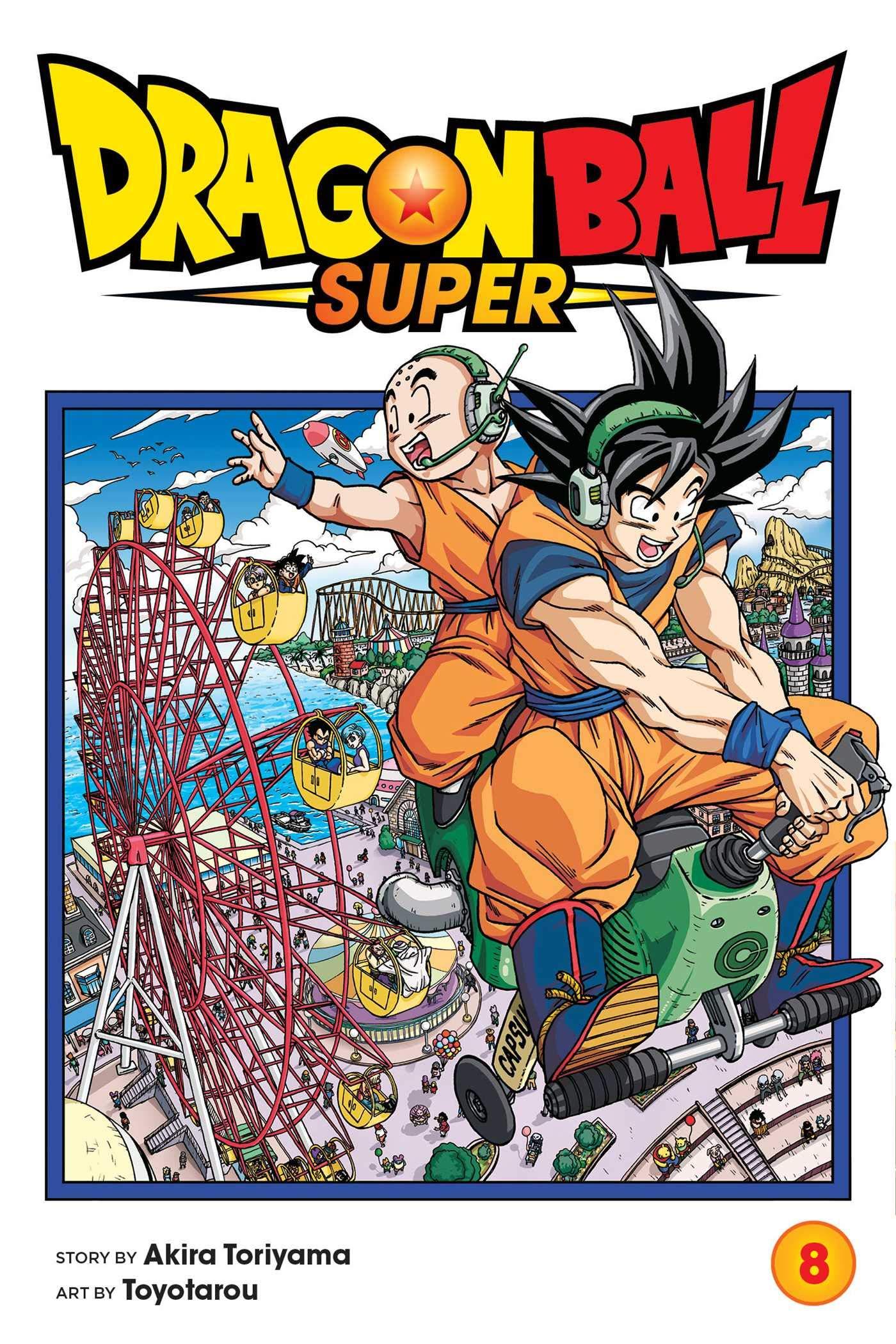 Paperback Japanese Manga Dragon Ball Vol by Toriyama Akira 8