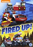 Blaze and the Monster Machines: Fired Up [Region 2]