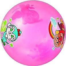 アンパンマン カラフルボール 7号 ピンク 【17.5cm】