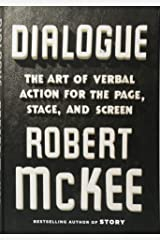 Dialogue: The Art of Verbal Action for Page, Stage, and Screen Hardcover