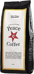【JAS】有機標高指定 東ティモールピースコーヒーレギュラー粉200g
