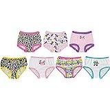 Disney Girls TGUP7286 Minnie 3pk Training Pants & 4pk Panty Underwear - Multi