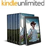 Miller Brothers of Texas Box Set: Western Romance (Miller Family Saga Book 2)