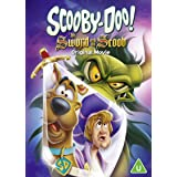 Scooby-Doo: The Sword and The Scoob [DVD] [2021]