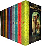 A Series of Unfortunate Events Lemony Snicket 13 Books Collection Pack Set (Includes the Bad Beginning the Reptile Room the Wide Window the Miserable Mill the Austere Academy the Grim Grotto the Penultimate Peril the End)