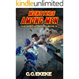 Monsters Among Men: A Superhero Adventure (The Pantheon Saga Book 2)