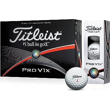 TITLEIST(タイトリスト) ゴルフボール 15 PRO V1X 1ダース 12個入り