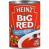Heinz Big Red Salt Reduced Tomato Condensed Soup, 420g