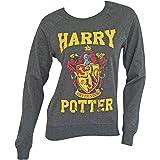 HARRY POTTER Team Crest Long Sleeve Shirt
