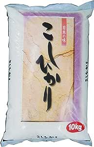 【精米】 徳島県産 白米 「こしひかり」 10kg(10kg×1袋) 令和元年産