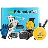 Mini Educator Dog Training e Collar - Educator ET-300 Remote Trainer System - Waterproof - Vibration Tapping Sensation with B