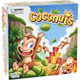 Coconuts: Monkey Game for Kids and Families - Fun Family Party Game Night
