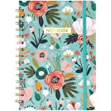 """Ruled Notebook/Journal - Lined Journal with Premium Thick Paper, 8.4"""" X 6.25"""", College Ruled Spiral Notebook/Journal, Banded"""