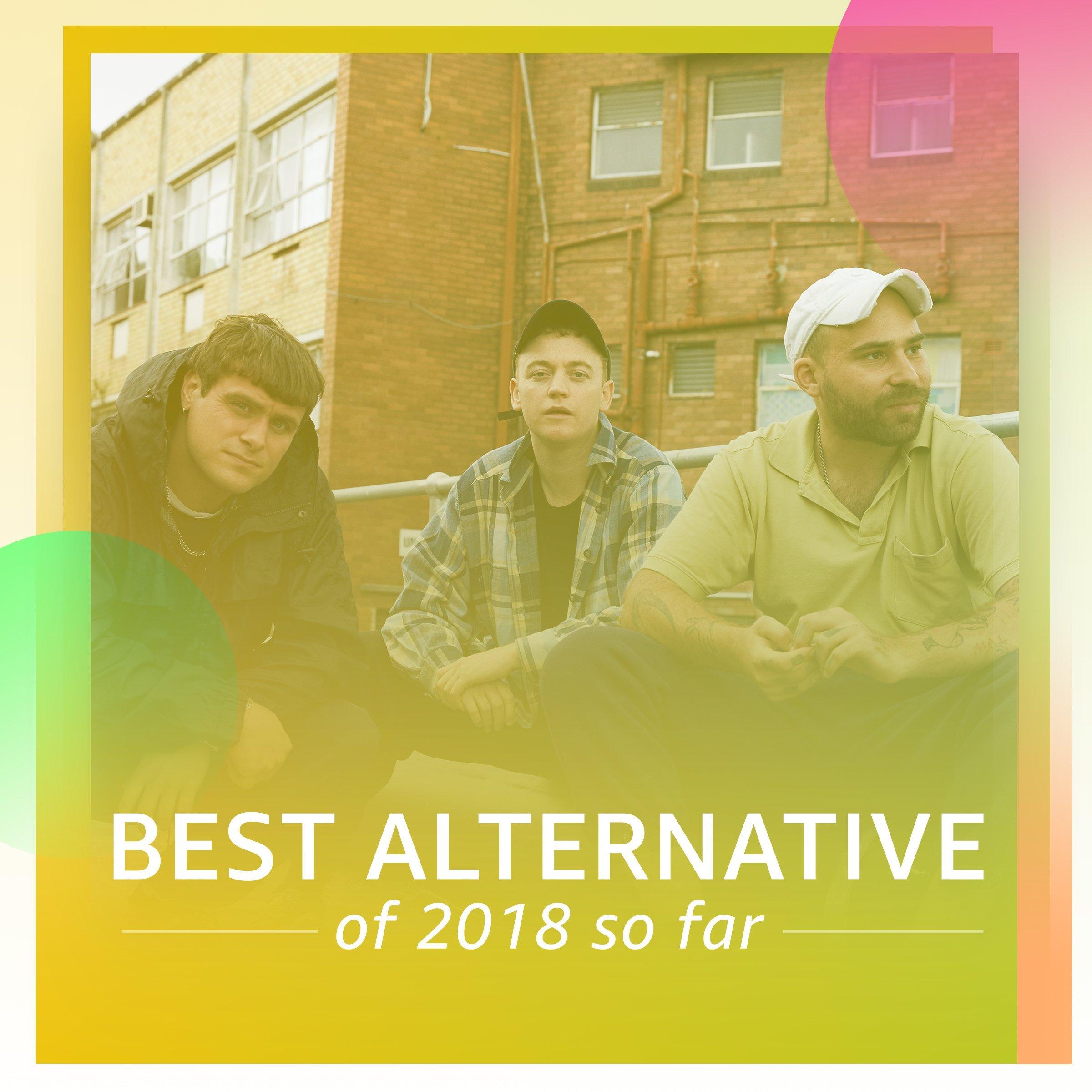 Best Alternative of 2018 So Far