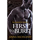 First to Burn (Immortal Vikings Book 1)