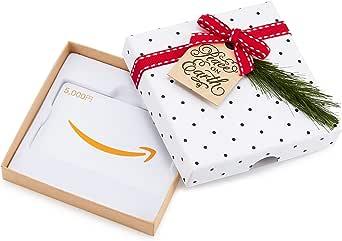 Amazonギフト券 ボックスタイプ -  5,000円(クリスマスドット)