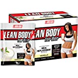 Labrada Nutrition Lean Body for Her Meal Replacement Shake, 20 Packet, Vanilla, 980 grams
