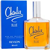 Revlon Charlie Eau de Toilette Spray, Blue, 100ml (122374)