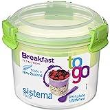Sistema Breakfast To Go 530ml - Green