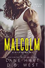 Malcolm (Dirty Aces MC Book 1) Kindle Edition