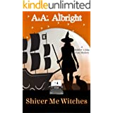 Shiver Me Witches (A Riddler's Edge Cozy Mystery #4)