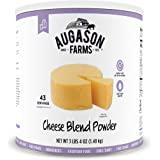 Augason Farms Cheese Blend Powder Food Storage 52oz #10 Can