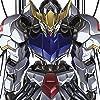 機動戦士ガンダム-『機動戦士ガンダム 鉄血のオルフェンズ』ガンダム・バルバトス-アニメ-iPad壁紙42435