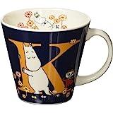 MOOMIN (ムーミン) イニシャル マグカップ 「 K 」 MM630-11K