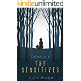 The Sensitives Books 4 - 6 (The Sensitives Boxset Book 2)