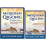 Bundle: Meridian Qigong DVD and Book (Dr. Yang Jwing-Ming) YMAA Qigong **BestSeller**