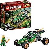 LEGO NINJAGO Legacy Jungle Raider 71700 Toy Buggy Building Kit