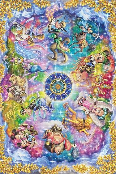 ディズニー  iPhone/Androidスマホ壁紙(640×960)-8 - 『美しき神秘の星座たち』ミッキー,ミニー,ドナルド,デイジー