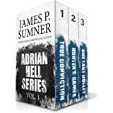The Adrian Hell Series: Vol. 1 (Books 1-3)