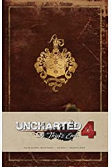 Uncharted Hardcover Ruled Journal Journal