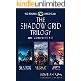 The Shadow Grid Trilogy: The Shadow Grid Returns, The Fall of Miklagard, Sisren's Betrayal (Books 7-9) (Dragon Stones Trilogi