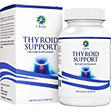 Thyroid Support Supplement with Iodine - Metabolism, Energy & Focus Formula - Vegetarian & Non-GMO - Vitamin B12 Complex, Zin