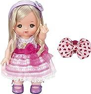 【Amazon.co.jp 限定】メルちゃん お人形セット カールさせちゃお!ヘアアレンジメルちゃん(ハートのリボンセット)